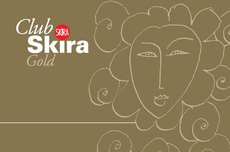 Skira Gold Card