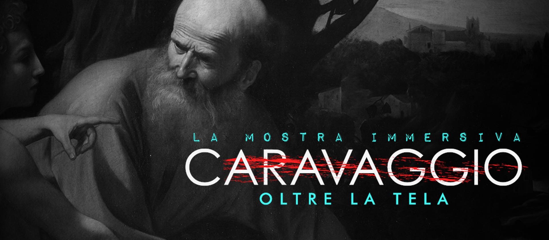 Mostra Caravaggio Oltre la Tela - Milano