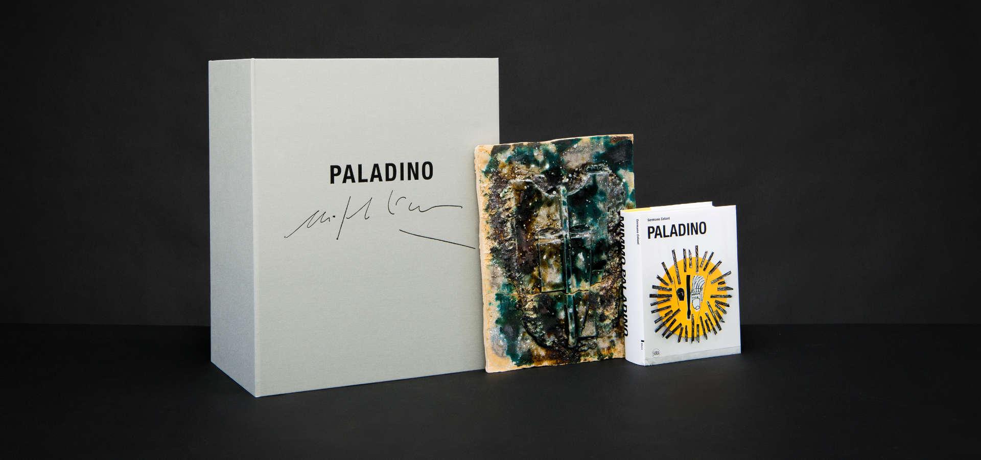 Mimmo Paladino - Ceramiche