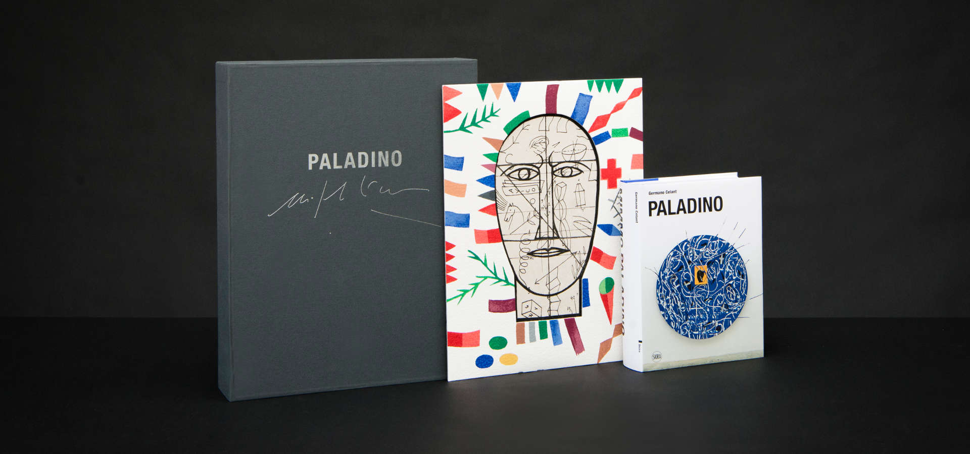 Mimmo Paladino - Serigrafie