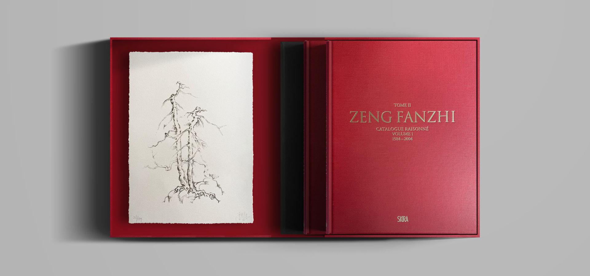 Zeng Fanzhi - Catalogue raisonné. Volume I